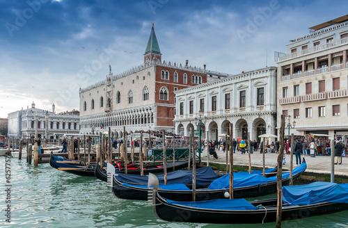 Riva degli Schiavoni, Venise