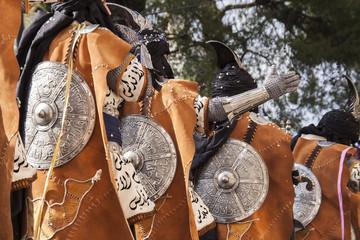 Moors and Christians festival Alcoy, Spain