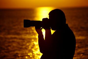 günbatımı fotoğrafı çekmek