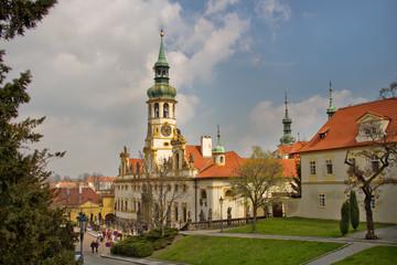 Чехия. Прага. Лорета в Градчанах.
