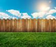 garden fence - 62581719