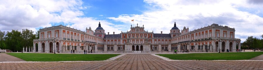 royal palace of Aranjuez, Spain