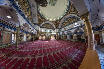 The Mosque of Jezzar Pasha - interior