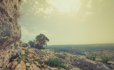 Keshet cave trail