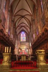 Nawa główna Archikatedry św. Jana Chrzciciela we Wrocławiu