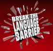 Break Language Barrier Translation Communication Understanding