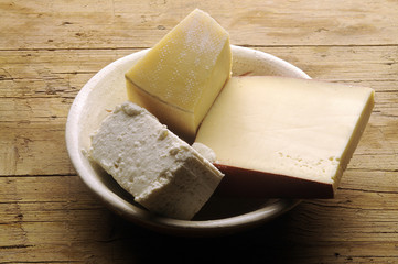 Quesos Cheeses Formaggi Ostar som Fromages