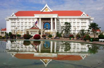 Prime Minister Office building, Vientiane, Laos