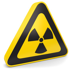 Schild Nuklear von rechts