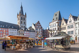 Marketplace in Trier
