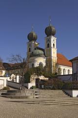 Klosterkirche Metten
