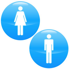 Men and women logo