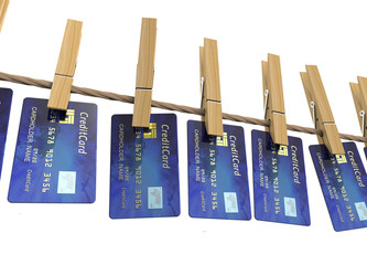 Cloning of credit cards