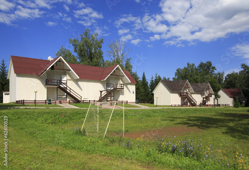 "Cottages on the territory of Health Resort recreation complex ""P"