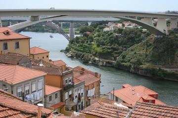 Fiume Douro, Porto - Portogallo