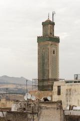 Minareto a Fez, Marocco