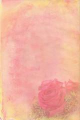 rosenblüten aquarell