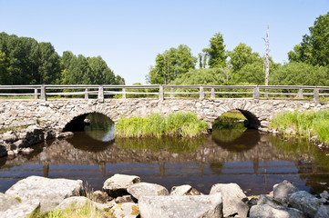 Bridge in Sweden