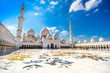 Sheikh Zayed Mosque, Abu Dhabi, United Arab Emirates - 62611528
