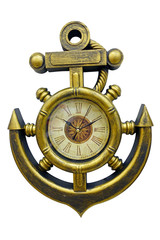Watches helm and anchor