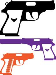 Handgun V