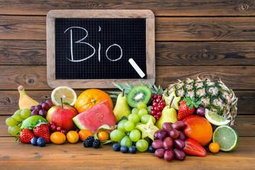 Bio - Obst