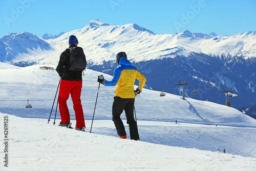 Skigebiet Lenzerheide