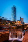 Beetham tower roachdale canal - 62622195