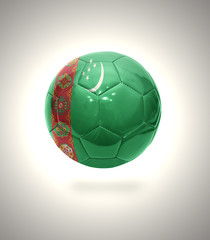 Turkmen Football