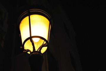 Farola noche