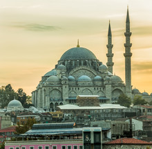 Mosquée de Suleymaniye