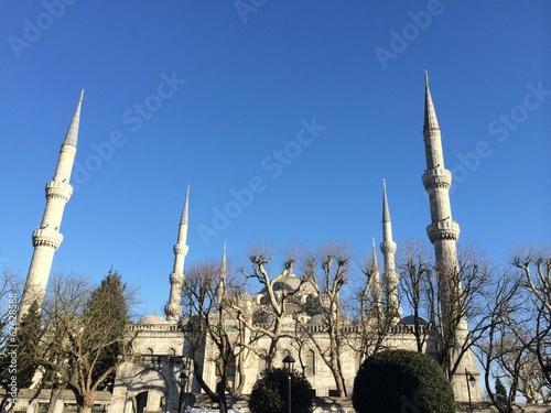 6 minareli Cami