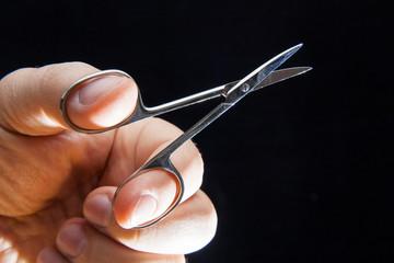 Taglio con le forbici