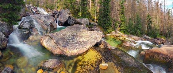 Studenovodke waterfall - Slovakia