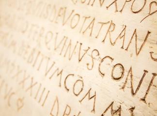 latin writing background