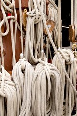 ropes on a sailboat 2