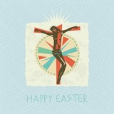 Christ Easter Card