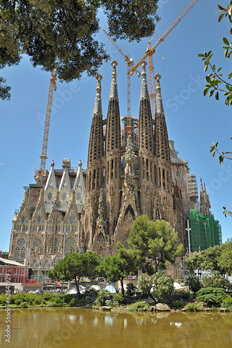 Sagrada Familia, Barcelona, ​​Spain