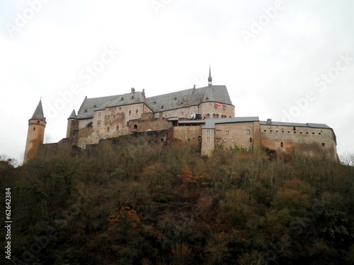 Castle in Luxembourg