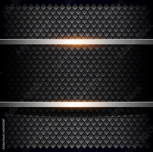 Background with black hole pattern