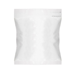 White Blank Foil Food Bag