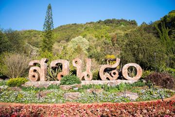 Ang Khang royal project chiang mai Thailand