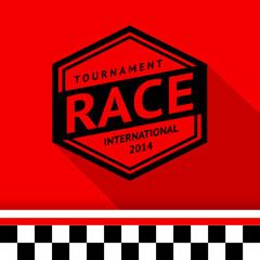 Racing stamp-13