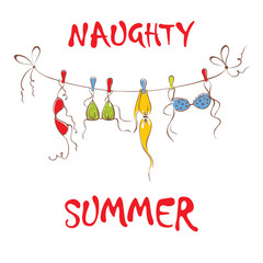 Naughty summer