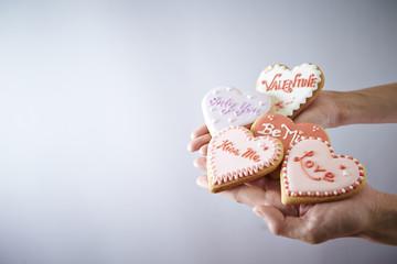 Hearts Cookies