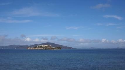Alcatraz, Insel