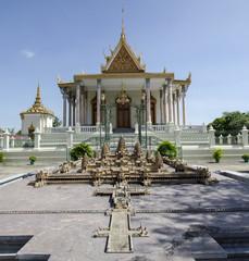 Angkor Wat - Modell (Palast Siem Reap)