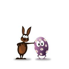 Hase und Ei