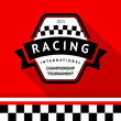 Racing badge 05 - 62653943