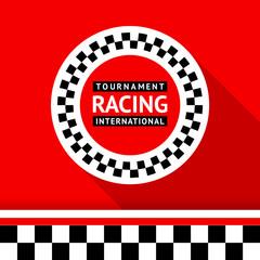 Racing badge 06